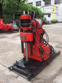 Exploration Core Drill Rig Diamond Bit Various Chassis 150-75mm Hole Diameter