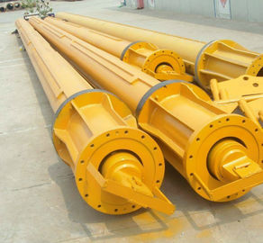 Robust Terminal Joints Foundation Drilling Tools High Abrasion Resistance