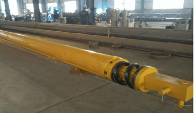 Kelly Drive Drilling Heat Treatment Forging Steel Material Friction Interlocking
